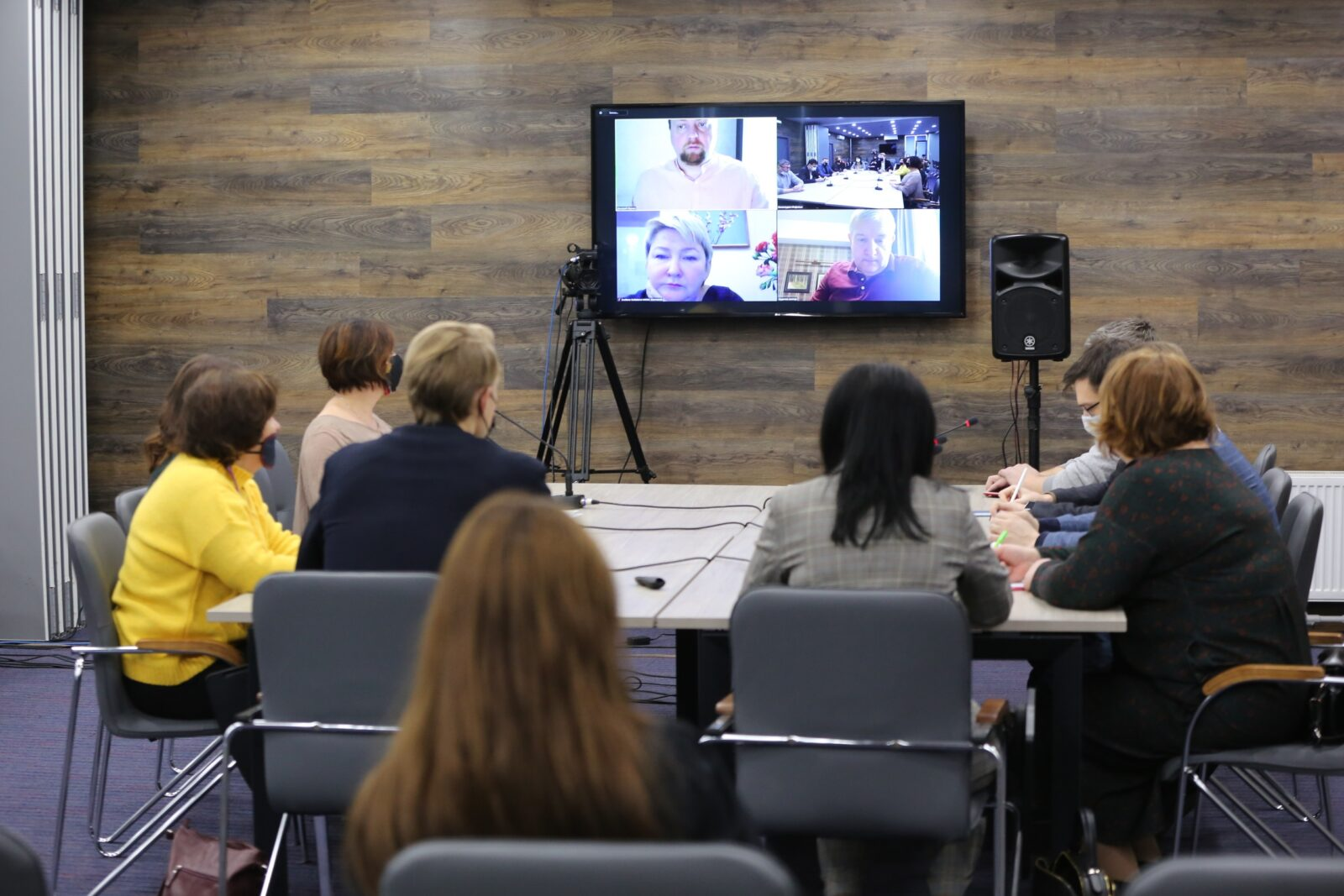 Круглый стол по развитию регионального кинематографа на Севере